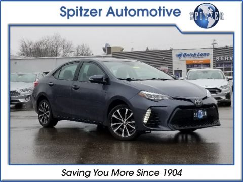 Pre-Owned 2017 Toyota Corolla SE FWD 4D Sedan