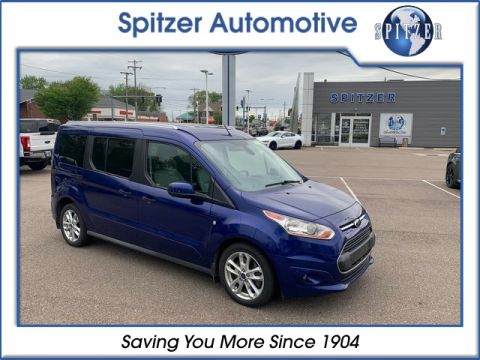 Pre-Owned 2014 Ford Transit Connect Titanium FWD 4D Wagon