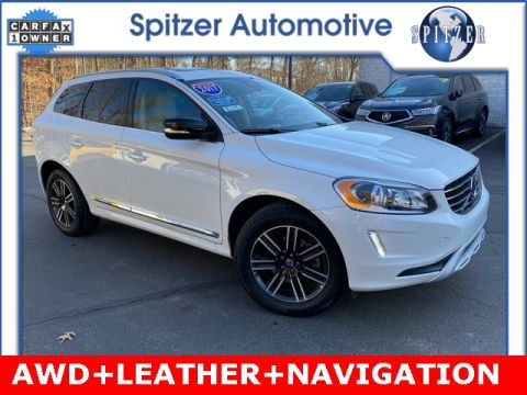 Pre-Owned 2017 Volvo XC60 T5 Dynamic With Navigation & AWD